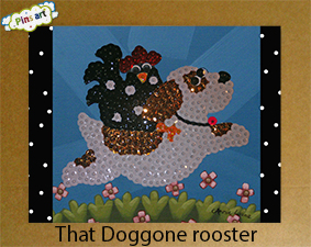 That doggone rooster marc ptit
