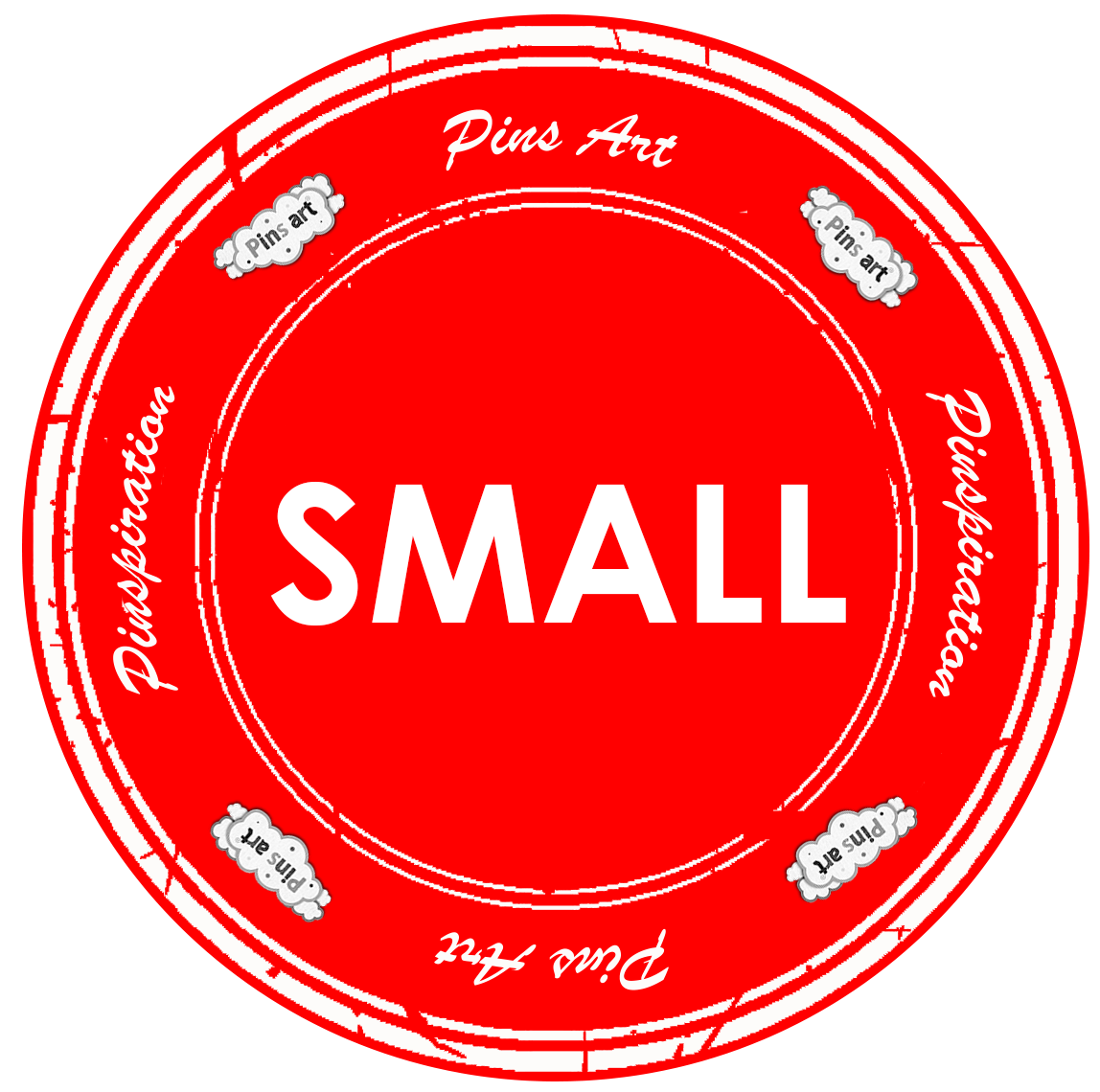 segell craft small RED