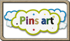 pins art marró