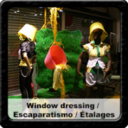 window dressing negre